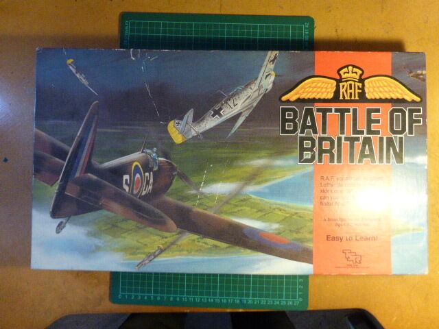 RAF Battle for Britain (TSR) COMPLETE Board WW2 Wargame