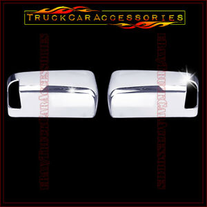 For Dodge Ram 2500 3500 2010 2015 2016 Chrome Top Towing