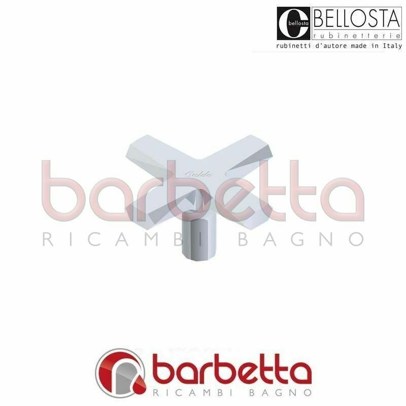 MANIGLIA CALDO BATTERIA C GRANO RICAMBIO BELLOSTA 01-174017