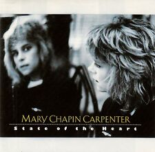 MARY CHAPIN CARPENTER : STATE OF THE HEART / CD (COLUMBIA COL 466691 2)