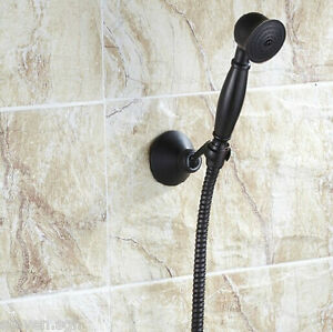 Image Is Loading Bathroom Oil Rubbed Bronze Spray Spout Faucet Hand