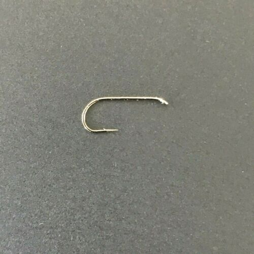 Best Value High Quality Dry Fly 1xl Hooks 100 Pack Size 12