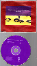 Music CD , Robert Miles & Maria Naylor, One & One, CD1***