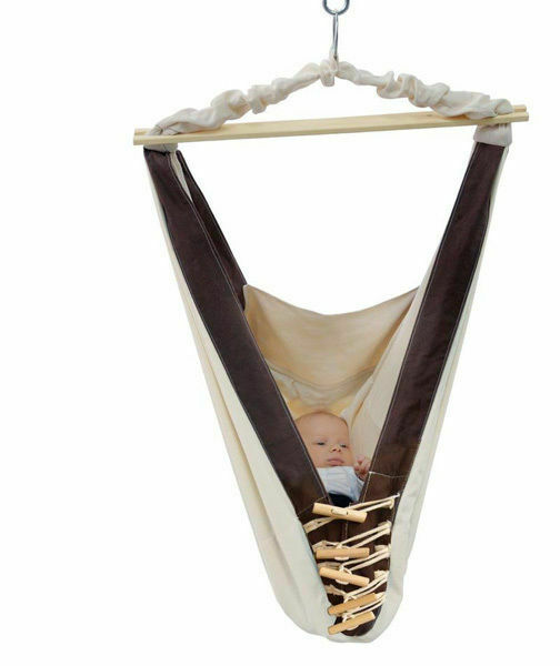 Babyhängematte Kangoo natura Amazonas (ohne Ständer)