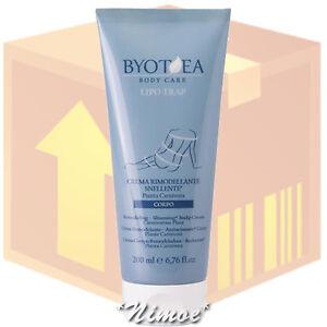 Remodeling-Slimming-body-cream-box-6-pcs-x-200ml-Lipo-Trap-Byotea-rimodellante