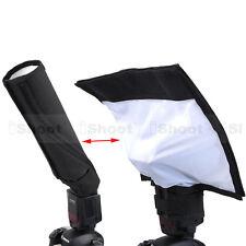 25×28cm Universal Blitz Reflektor Snoot Softbox/Diffusor f Canon Nikon Metz Sony