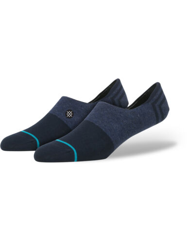 Stance Gamut No Show Socks in Navy
