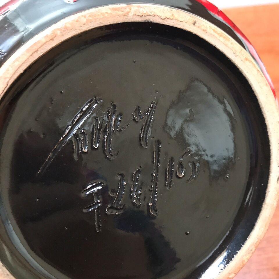 Keramik, Vase, Italy