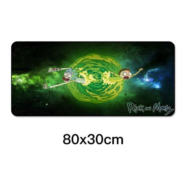 Green Lantern White Logo Low Profile Thin Mouse Pad Mousepad