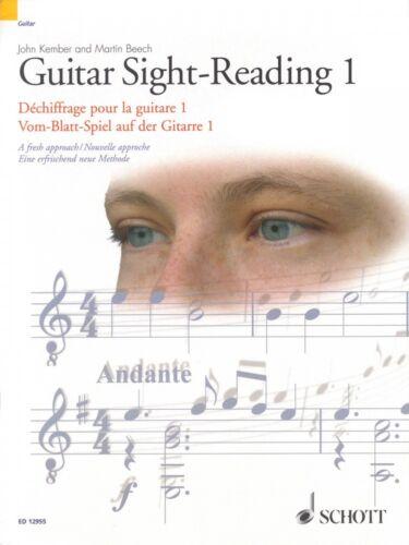 Guitar NEW Schott 049016782 Guitar Sight-Reading 1