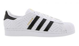 Superstar hommes cuir Adidas blanches Da9166 en pour Baskets H1zRw