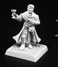 Aric of Halvon Reaper Miniatures Pathfinder Vigilante The Red Raven Assassin RPG