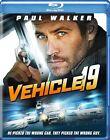 Paul Walker - Vehicle 19 BLURAY
