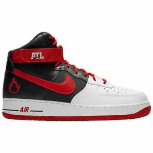 official photos be9ad 650e6 Image is loading Nike-Air-Force-1-High-LV8-White-University-