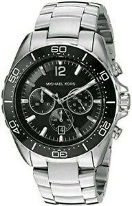 Michael-Kors-Men-039-s-Windward-Oversized-Chronograph-Watch-MK8423