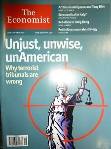The-Economist-magazine-July-12th-18th-2003