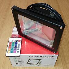 20w LED Floodlight - RGB