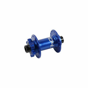 Hope-Pro-4-Front-Disc-Hub-110-x-15mm-for-Boost-32h-Blue