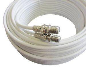10M-WHITE-SKY-PLUS-HD-TWIN-HUMAX-SHOTGUN-SATELLITE-EXTENSION-CABLE-COAX