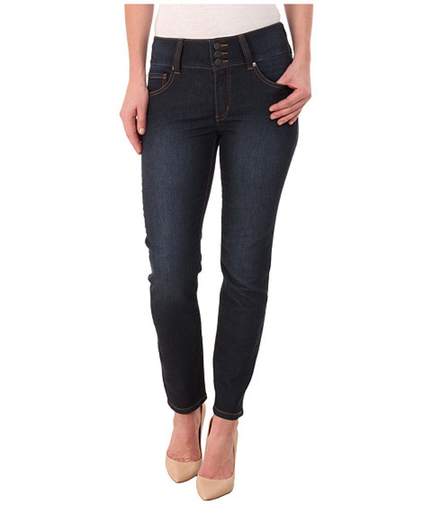 MIRACLEBODY by Miraclesuit Women's Vail Mindie Three Button Jean  NWT