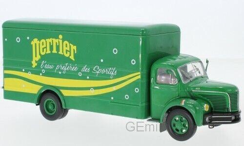 Ixo ixotru 019-berliet gr200 Grün perrier 1 43