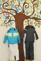 Kinder Skianzug, 2-teilig, Schneeanzug, Ski Jacke, Ski Hosen - NEU gr. 98 - 164