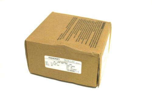 NEW ASHCROFT 45-1279-SSL-02L-30 DURAGAUGE 451279SSL02L30