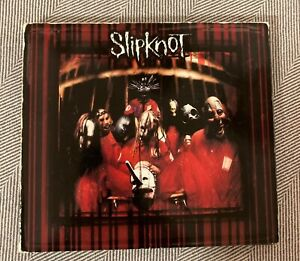 Slipknot - Self-Titled EU first press digipak with Purity. S/t, rare, banned.