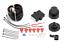 Gancio-traino-adatto-per-Mercedes-Classe-E-W211-berlina-4-porte-02-09-kit-13p miniatura 5