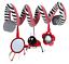 miniature 10 - Bebe-activite-spirale-Hanging-jouet-poussette-landau-poussette-Literie-Siege-Voiture-Bebe-UK