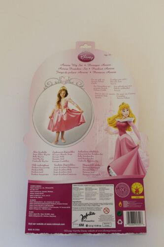 Disney Princess Aurora Perücken-Set