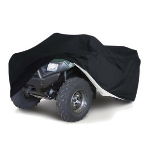 Details about ATV QUAD BIKE COVER STORAGE FITS Yamaha Grizzly 125 300 350  450 550 600 660 700