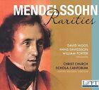 Mendelssohn: Rarities (CD, Mar-2013, Loft Recordings)