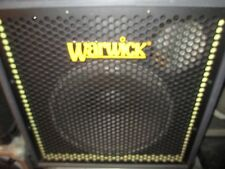 "90's WARWICK 1 x 15"" BASS CAB - 300 WATTS - made in GERMANY"