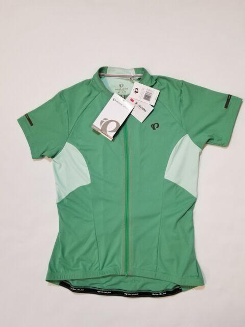 58cf88b75 PEARL iZUMi Women s Elite Escape Short Sleeve Cycling Jersey Size M MSRP  95