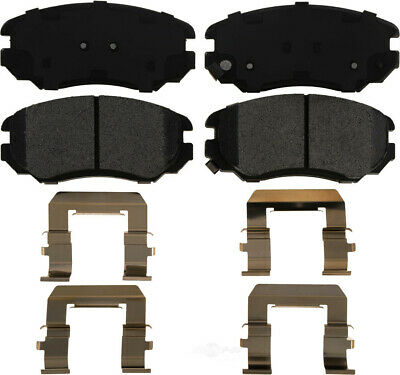 Disc Brake Pad Set-PSM Semi-Met Disc Brake Pad Rear Autopart Intl 1402-63389