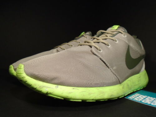 Run Roshe color Qs Bamboo Rosherun Cargo Nike marr caqui qYdt5w4