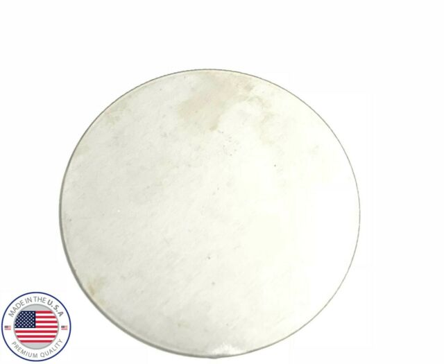 """Round Disc Shaped .125/'/' A36 Steel Circle 1//8/"""" Steel Plate 13.50/"""" Diameter"""