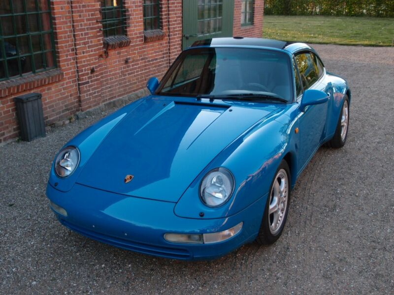 Porsche 911 Targa aut. - 4