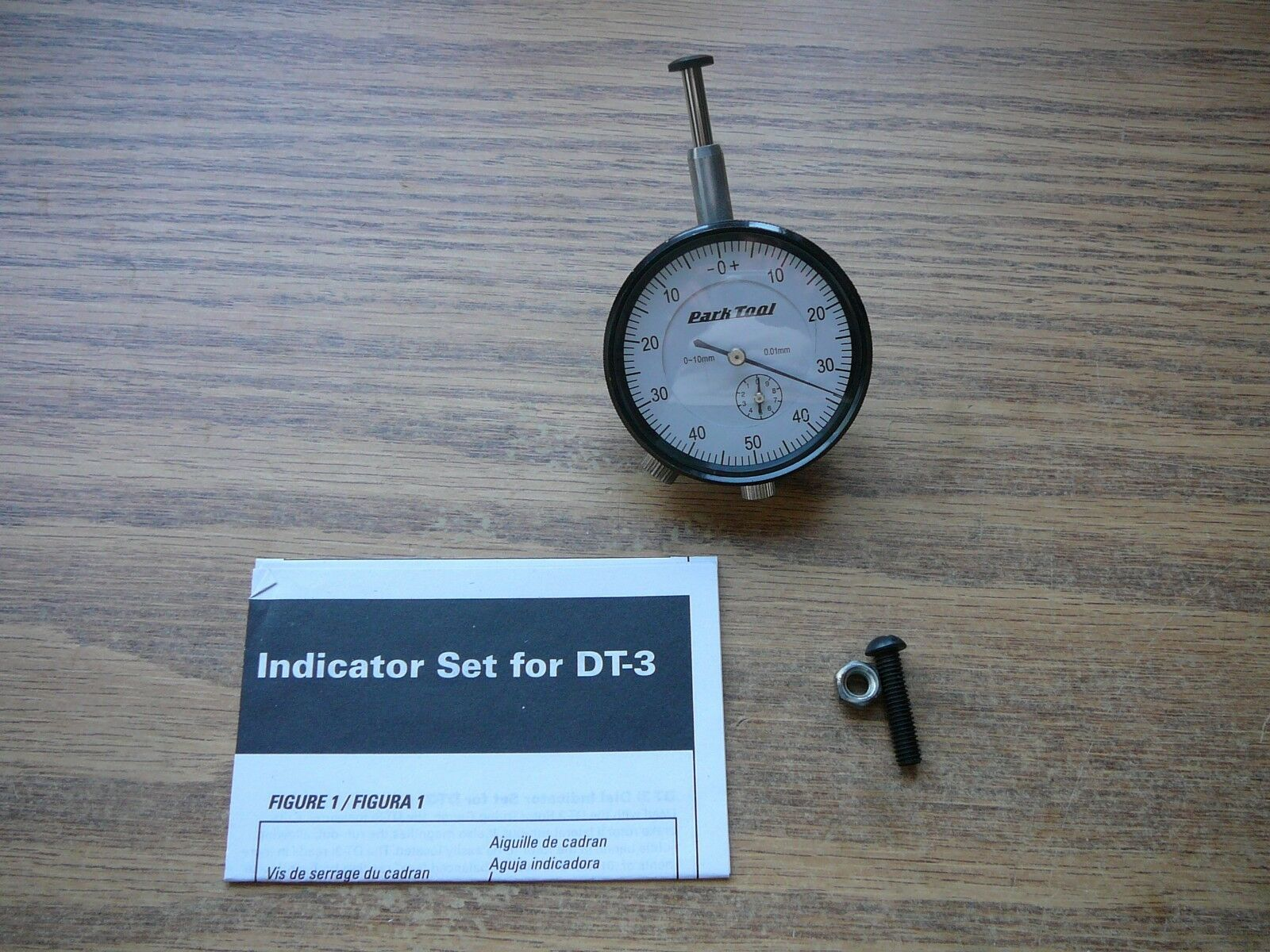 Precise Dial Indicator Park Tool DT-3i For DT-3 redor  Truing Gauge Disc Brake  high-quality merchandise and convenient, honest service
