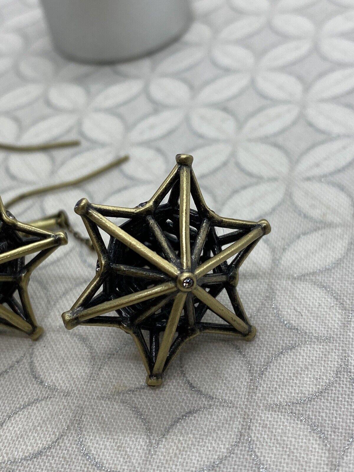 Kendra Scott Diana duster long dangle earrings an… - image 12