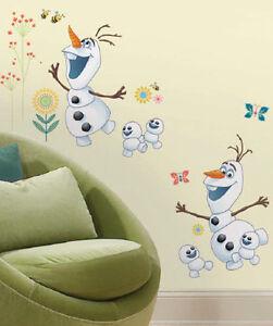 Frozen Fever Room Decor