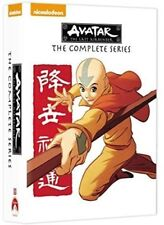 Avatar: The Last Airbender: The Complete Series [New DVD] Boxed Set, Full Fram