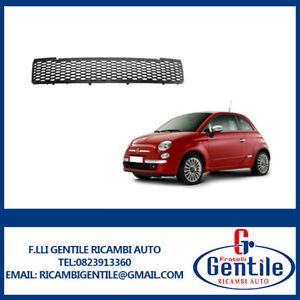 FIAT-500-dal-2007-al-2015-Griglia-paraurti-anteriore-centrale