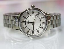 New Fossil BQ1570 Stainless Steel Silver Tone Mod Soph Analog Women Watches