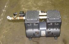 ULVAC DTP-180S DTP180S 198 L/MIN 10 KPA 100V 1PH ROCKING PISTON VACUUM PUMP