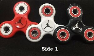Image is loading Michael-Jordan-NBA-Chicago-Bulls-3-Way-Fidget-