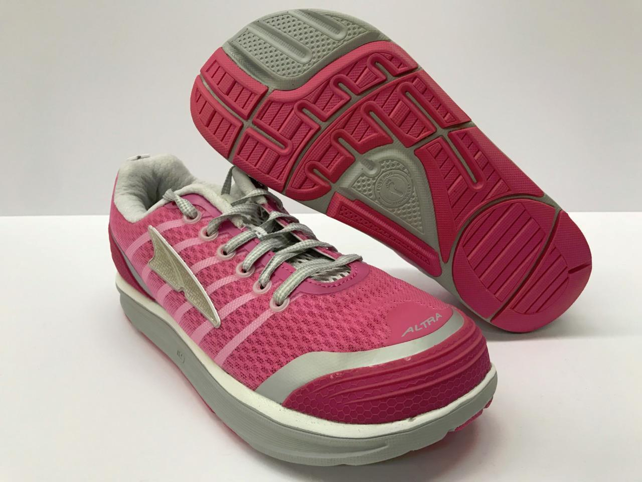 Altra Intuition 2.0 Running Training Athletic Minimalist Shoes Pink Womens 6