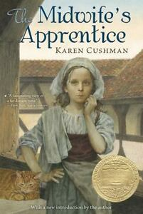 The-Midwife-039-s-Apprentice-by-Karen-Cushman-Newberry-Medal-Book-PB-NEW
