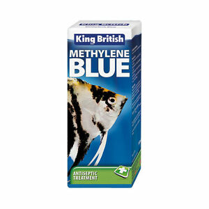 KING-BRITISH-METHYLENE-BLUE-AQUARIUM-100ML-FUNGAL-BACTERIA-TREATMENT-FISH-TANK